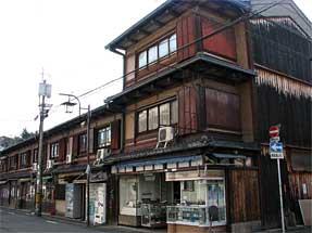 花屋町通・島原商店街