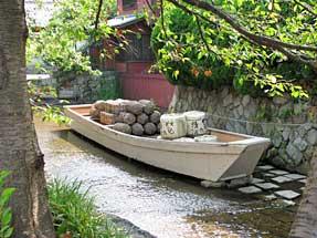 高瀬川・一之船入