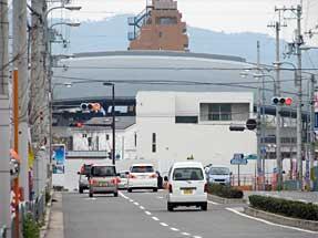 御前通・JR二条駅