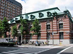 三条通・旧第一銀行京都支店