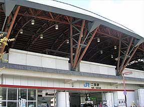 千本通・二条駅