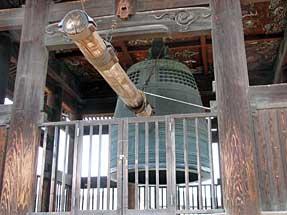 正面通・方広寺の大鐘