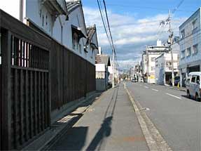 新町通・澤井醤油本店