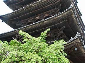 八坂通・八坂の塔
