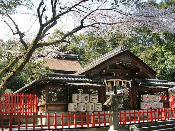 浄福寺通・建勲神社