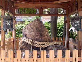浄福寺通・岩上神社