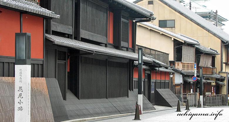 京都「町家小路」写真紀行