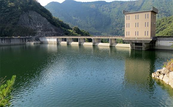 朝霧湖・大島ダム