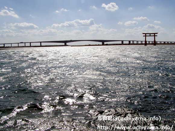 浜名湖・弁天島