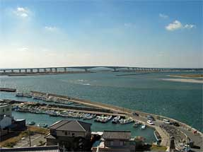 浜名湖・舞阪