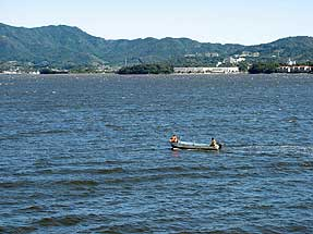 奥浜名湖・猪鼻湖