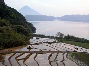 鹿児島・池田湖