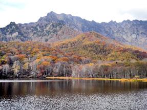 長野・鏡池