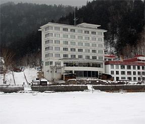 然別湖・ホテル風水