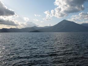 支笏湖・樽前山