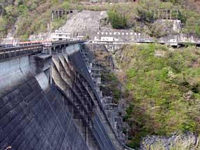 大井川・畑薙ダム