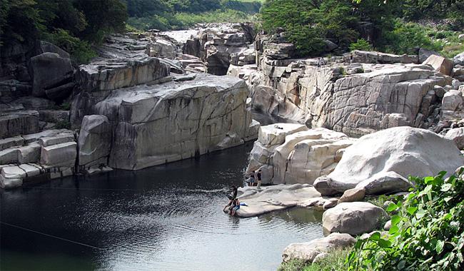 長野・木曽川