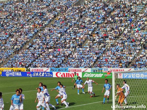 ヤマハスタジアム(磐田)