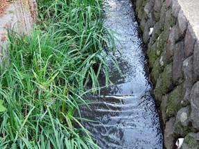 鎌倉市街・扇川