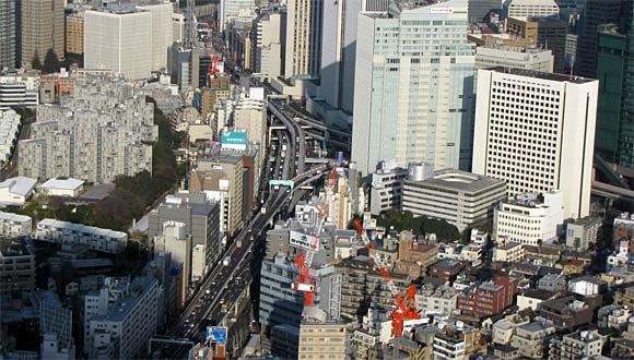 首都高速道路3号渋谷線