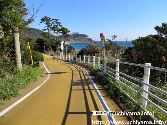 自転車道 千葉県 自転車道 : 渥美サイクリングロード 日本 ...