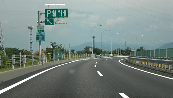 長野自動車道