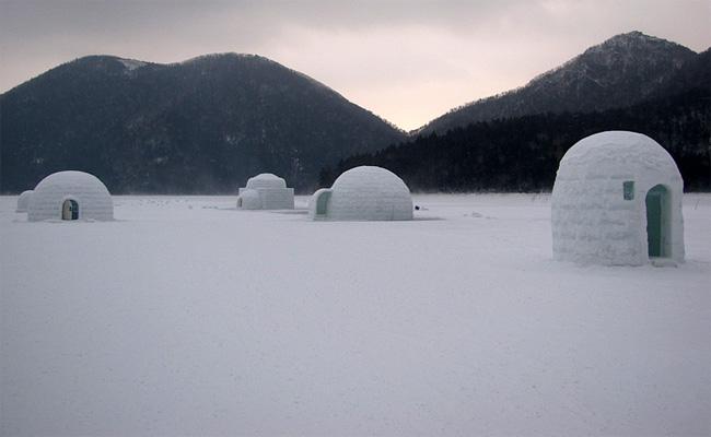 北海道・然別湖