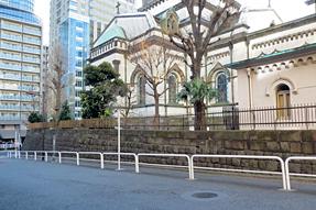 紅梅坂・ニコライ堂