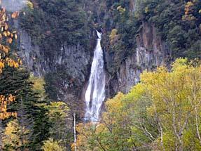 北海道・銀河の滝
