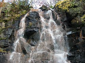 福島・幻の滝