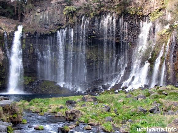 静岡・白糸の滝