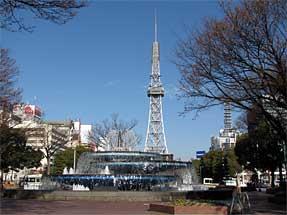 久屋大通・名古屋テレビ塔