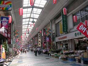 清水駅前銀座商店街