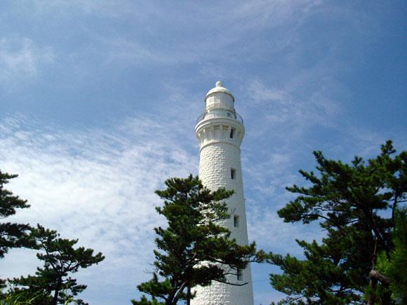島根・日御碕灯台