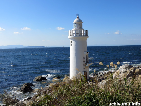 愛知・伊良湖岬灯台