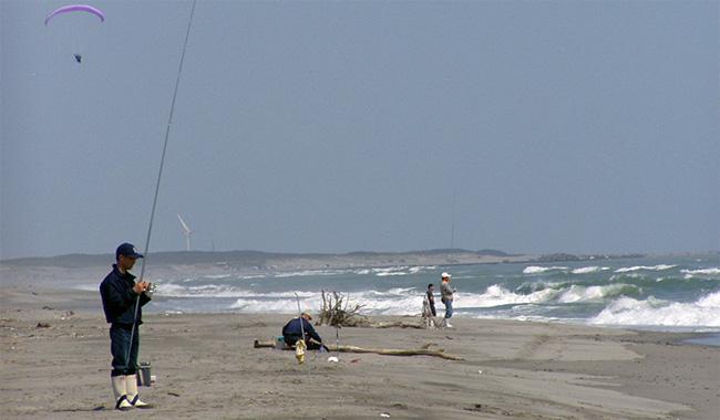 静岡・遠州灘