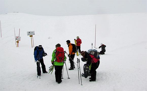 大雪山・旭岳