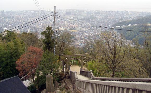 須磨アルプス・神戸市街地