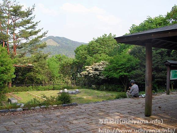 吉田山の山頂