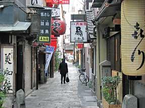 大阪・法善寺横丁
