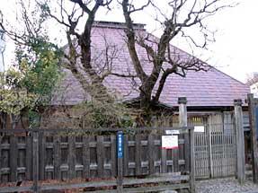 石川啄木・新婚の家