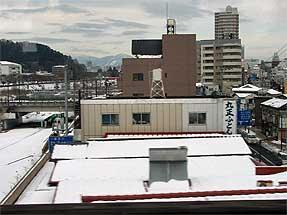 東北新幹線・はやて車窓風景