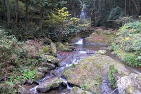 吉野川水系「里川谷川」
