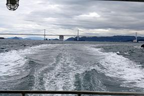 丸亀〜牛島〜本島