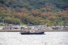 本島〜牛島〜丸亀
