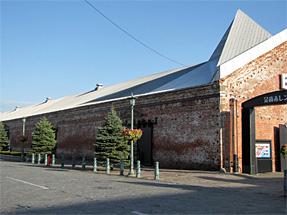 赤レンガ倉庫群