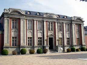 旧山形県会議事堂