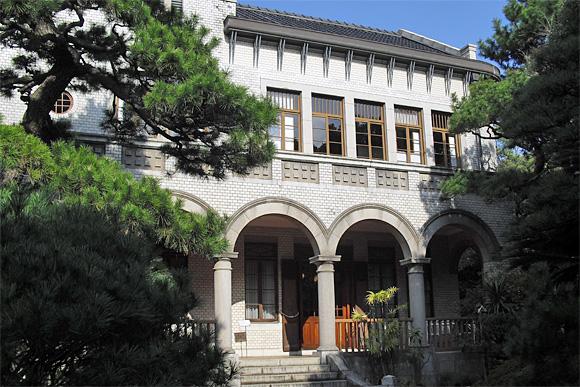 旧神谷伝兵衛稲毛別荘