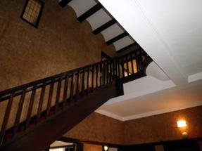 旧華頂宮邸・玄関ホール