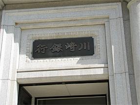 川崎銀行本店